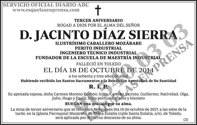 Jacinto Díaz Sierra